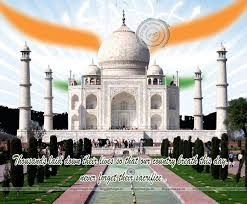 Indian Flags Wallpapers For Desktop Republic Day Of India Pc Wallpapers Greetings And Scraps D