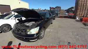 lexus leather warranty 2005 lexus ls430 parts for sale 1 year warranty youtube