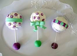sweet stops baby shower rattle cupcakes