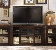 Pottery Barn Benchwright Media Pottery Barn Benchwright Tv Stand Small Tv Stands Flat Screen