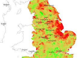 Birmingham England Map by Rising Diabetes And Obesity Crisis Laid Bare By Data Analysts In