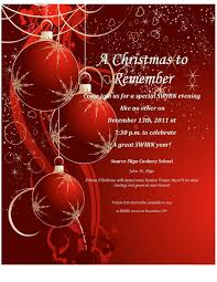 christmas party invitation ideas blueklip com