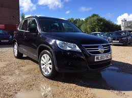 used volkswagen tiguan suv 2 0 tdi match 4motion 5dr in newbury