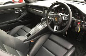 porsche 911 inside drive 2016 porsche 911 turbo s inside