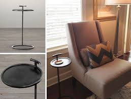 restoration hardware martini table make over my house the perfect side table shopping s my cardio