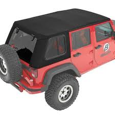 jeep removable top jeep tops bestop top black twill trektop 54853 17