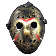 Halloween Costumes Jason Jason Friday 13th Horror Hockey Cosplay Costume