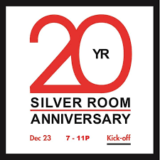 20 yr anniversary year anniversary kick party the silver room chicago 23 december