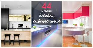 contemporary kitchen cabinet ideas 44 best ideas of modern kitchen cabinets for 2021