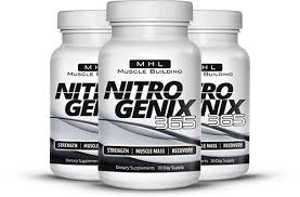 nitro genix 365 muscle building supplement review healthy mens