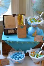 welcome to the world baby shower sixlets globe party favors welcome to the world baby shower