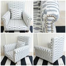 diy child u0027s upholstered chair children upholstery and diy