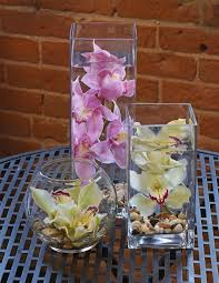 orchid centerpieces diy simple orchid centerpieces fiftyflowers the
