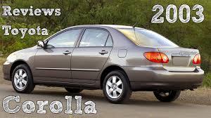 toyota corolla 2003 tires reviews toyota corolla 2003