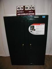 stack on double door gun cabinet lotnut