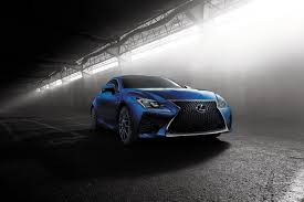 2015 lexus rc f gets updated 2015 lexus rc f delivers performance for all
