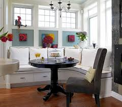 Coffee Nook Ideas by Breakfast Nook Ideas With Round Table Home Decor Ideas