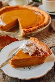 butternut squash pie the woks of