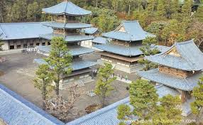 Japanese House Layout Temple Layout