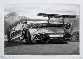 lamborghini sketch liberty walk lamborghini huracan by laggtastic on deviantart