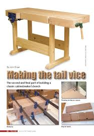 Woodworking Workbench Height by Woodwork Bench Plans E A Woodarchivist Picture On Astonishing