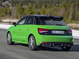 audi s1 galore minty green drifting video and configurator