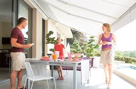 Automated Awnings Enjoy Sun And Shade With Automated Retractable Awnings U2013 And Let