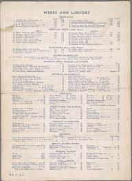 comparing nine vintage restaurant menus to their 2015 counterparts