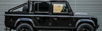 range rover defender pickup tailored tonneau cover for land rover defender pick up and double