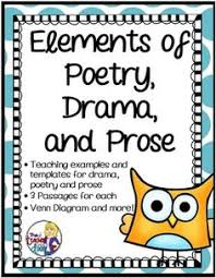 152 best elements of poetry drama and prose images on pinterest