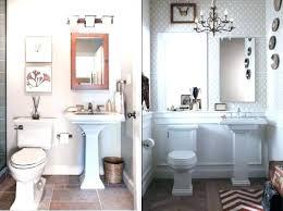 idea for bathroom decor small half bath ideas half bathroom decor medium size of home bath
