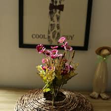 compare prices on floral garden silk flowers online shopping buy