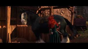 merida angus in brave wallpapers brave touch the sky clip hd youtube