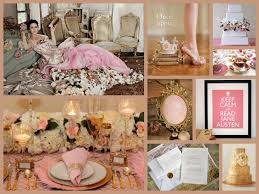 pink white gold wedding glitzy gold pink fantastical wedding stylings