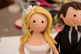 and groom figurines to make and groom cake toppers with verusca walker