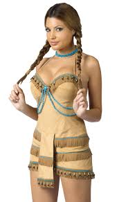Halloween Costumes Pocahontas Pocahontas Halloween Costume Womens Pocahontas Native