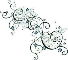 Flowers On Vines Tattoo Designs - flower tattoo design pictures flower vines tattoo and tatting