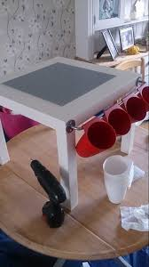 ikea lego table hack ikea table lack and the rack and pots bygel and tesco are