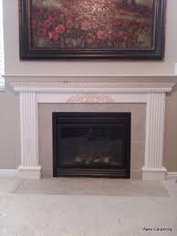 fireplace fireplace mantel kits fireplace mantel kits home