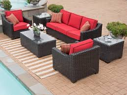 Wicker Deep Seating Patio Furniture by Outdoor Deep Seating Furniture