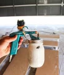 can you use a paint sprayer to paint kitchen cabinets what types of paint can you use for your paint sprayer