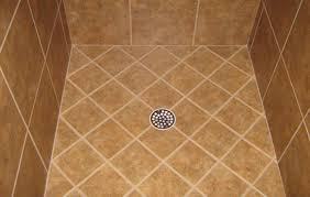 bathroom shower floor tile ideas basketweave floor tile in