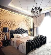 modele de papier peint pour chambre couleur de chambre 100 id es bonnes nuits sommeil modele papier