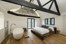 Shower In Bedroom Design Architecture Luxury Classic Bedroom Design With Rustic Wooden Low