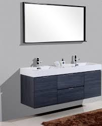 Modern Bathroom Sinks And Vanities Bliss 60