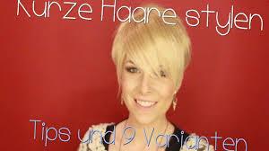 Kurzhaarstyling Frauen by Kurzhaar Styling Tipps Unsere Top 10