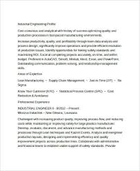 Production Engineer Resume Samples by Engineering Resume Template 32 Free Word Documents Download