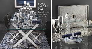 Dining Room Furniture  Elegant Dining Room Sets Z Gallerie - Black dining room furniture sets