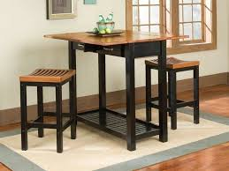 kitchen stunning small expandable dining table sets for small