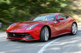 Ferrari F12 Convertible - jason statham shows off his ferrari f12 berlinetta